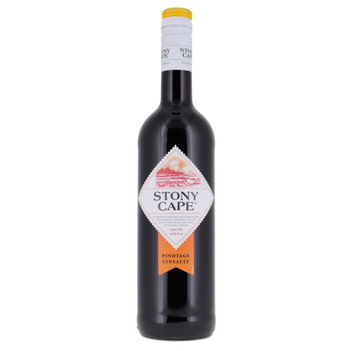 Picture of STONY CAPE CINSAULT PINOTAGE ROOD 75CL