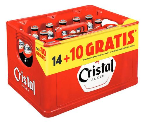 Afbeeldingen van CRISTAL ALKEN (14+10 GRATIS)X25CL
