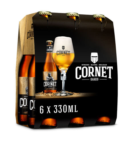 Picture of CORNET OAKED 6X33CL