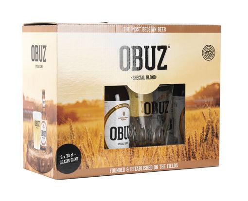 Picture of OBUZ 6X33CL + GRATIS GLAS